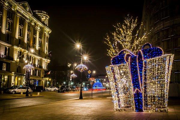 Dziś W Warszawie Rozbłyśnie świąteczna Iluminacja Wiadomoscicom