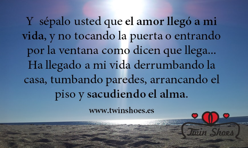 Frases Con Alma Buscar Pareja Estable Twin Shoes Blog Del Amor
