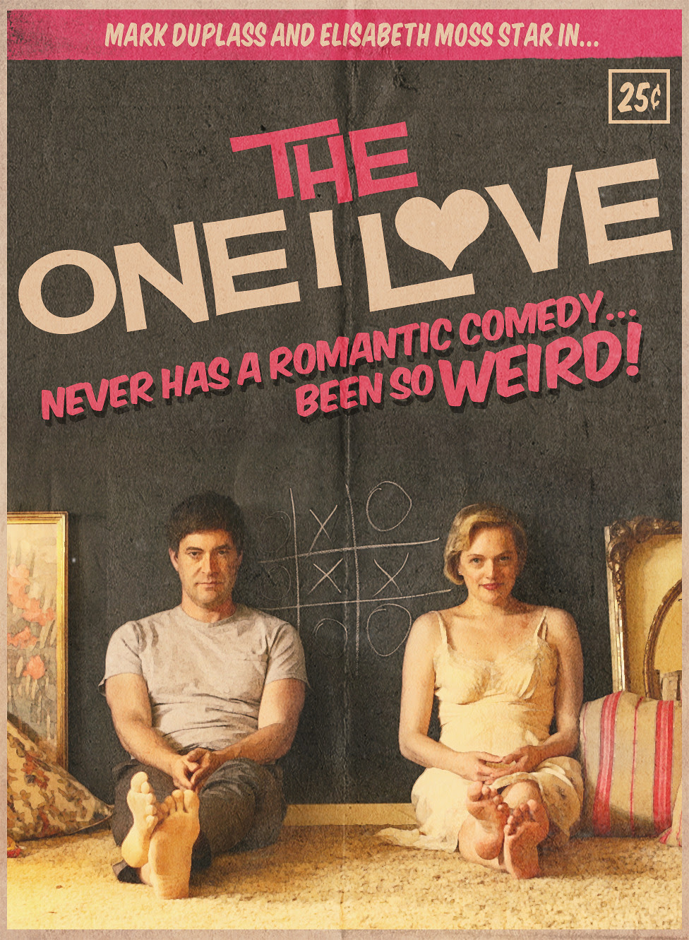 The One I Love, starring Mark Duplass and Elizabeth Moss