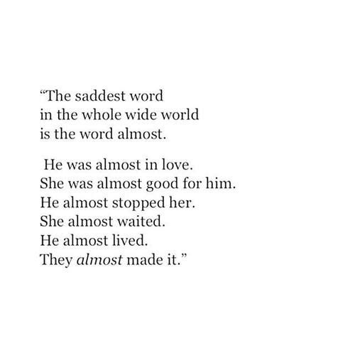 Love Quote Life Sad Quotes Words Inspiration Stop Lovely Word Wait