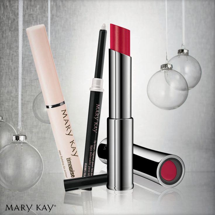 Um presente que garante lábios perfeitos o ano todo!