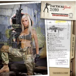 Amazon Tactical Girls 2010