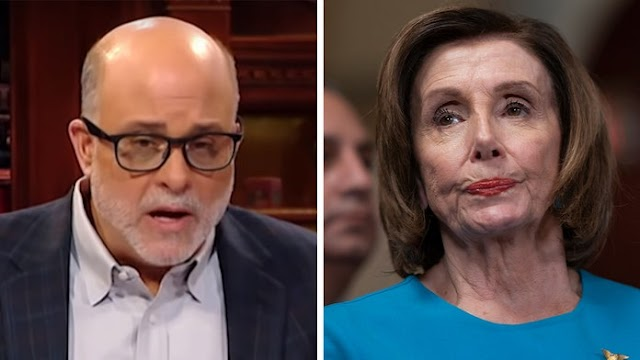 Mark Levin on House Dems' coronavirus plan: 'People are sick and dying and Pelosi is playing games'