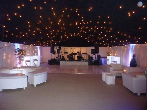 Chill Zone Marquee. Perfect for Night time at a Wedding