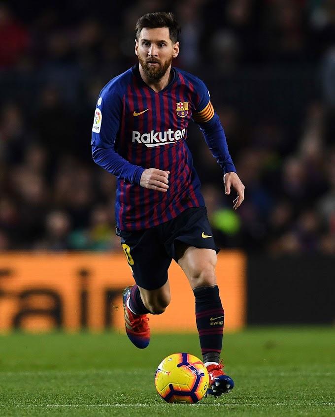 La Liga: Lionel Messi Shows His Worth.