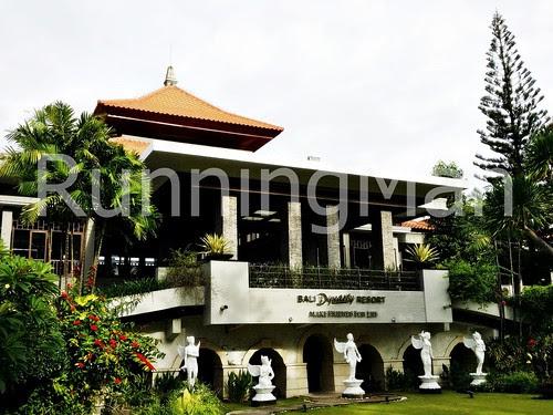Dynasty Resort 01 - Exterior Facade