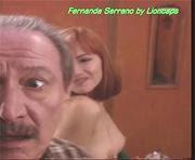 Fernanda Serrano nua na serie Insolito