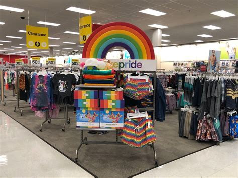 At Target and Walmart, Gay Pride 2018 is profitable. The