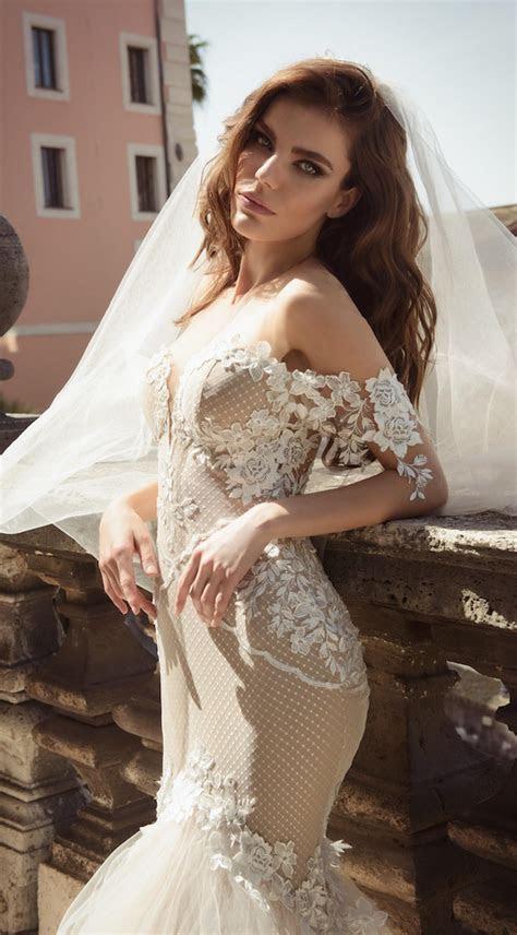 Julie Vino Bridal Spring 2017   Roma Collection   Belle