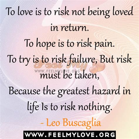 Hoping To Be Loved Quotes