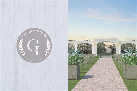 DFW Website Design   The Grand Ivory Wedding Venue: by
