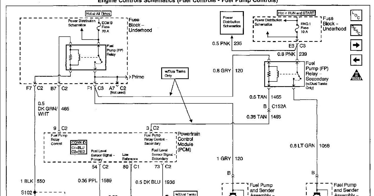 99 Tahoe Alternator Diesel Wiring Diagram