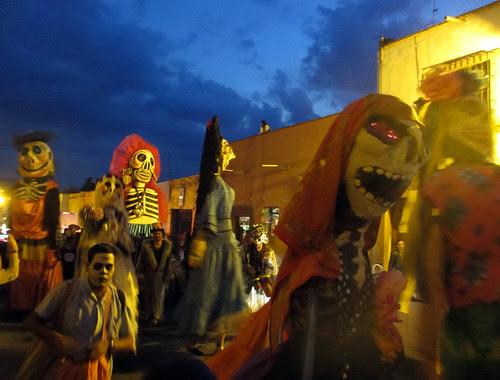 Dia de los Muertos Parade