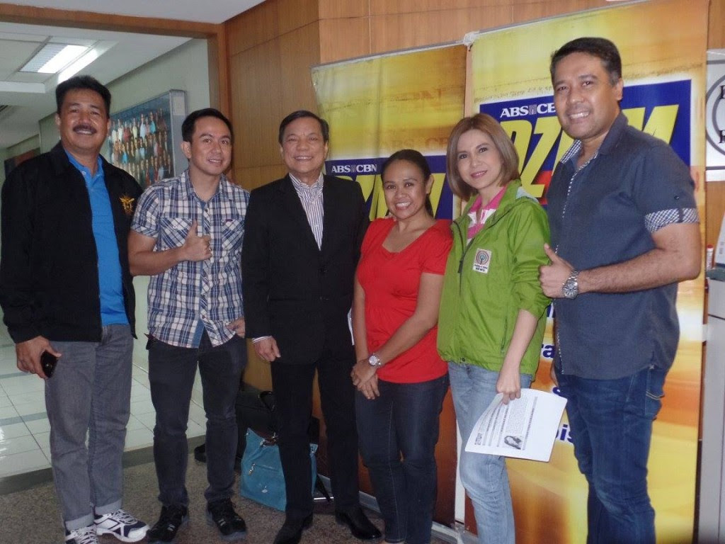 With Turo Turo Hosts Jing Castaneda and Prof Popoy De Vera