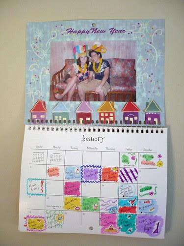 March 4 - Unique Calendar (1)