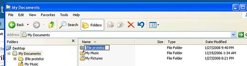 FolderProteksi