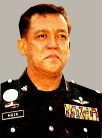 Not brought to the witness stand by the defence - Musa Safri is now promoted and made a Datuk