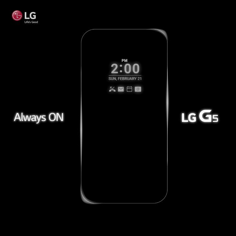 lg g5 always on