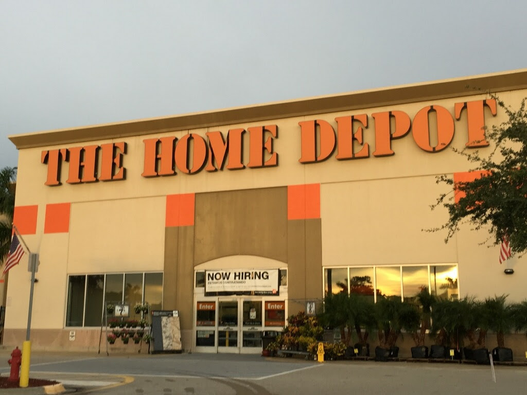 Home Depot Pine Island Road Cape Coral Florida