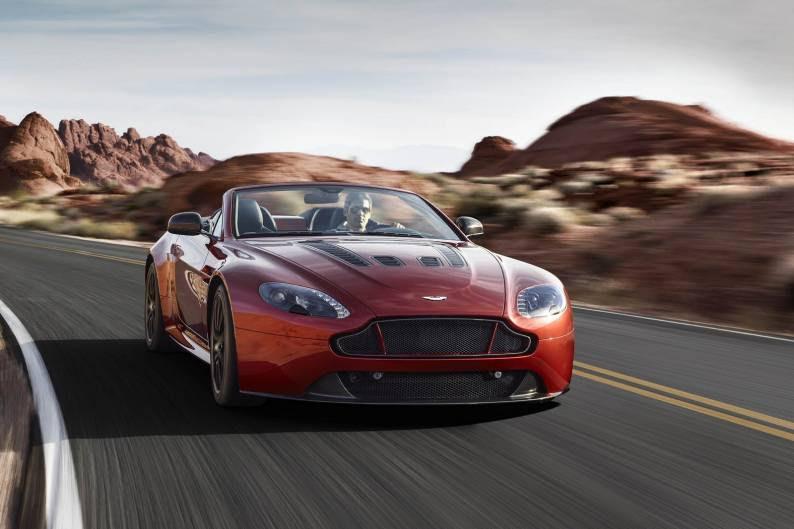 Aston Martin Vantage Roadster 2017