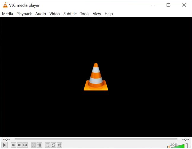 Abra la aplicación para aprender a hacer capturas de pantalla en VLC