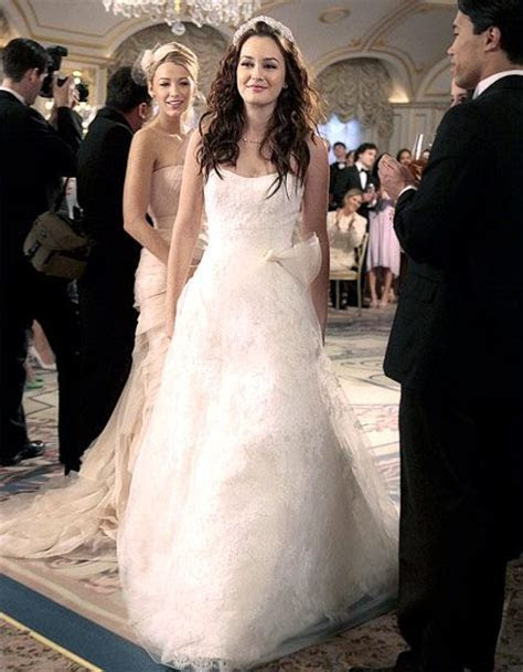 Gossip Girl's Best Looks From All 6 Seasons!   Wedding