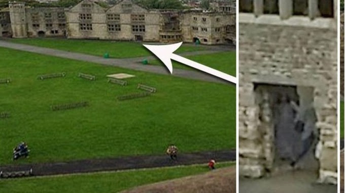 Dudley is believed to be the most haunted castle in England.