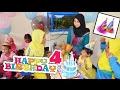Happy Birthday Nafisa 4th, Very Joyful ❤ Acara Ultah Nafisa yang ke 4 Tahun