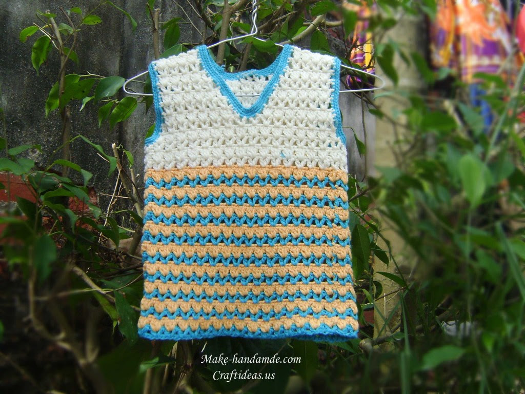 Crochet baby fashion ideas