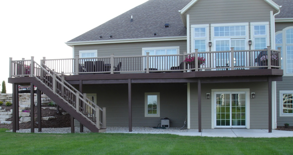 derse builders composite deck 10