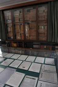 Πάτρα: Εφημερίδες και έντυπο υλικό από το έπος του '40 στο Μουσείο Τύπου