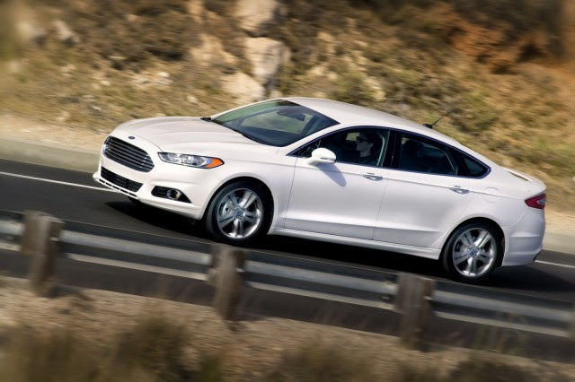 2013 Ford Fusion Pictures/Photos Gallery - Green Car Reports