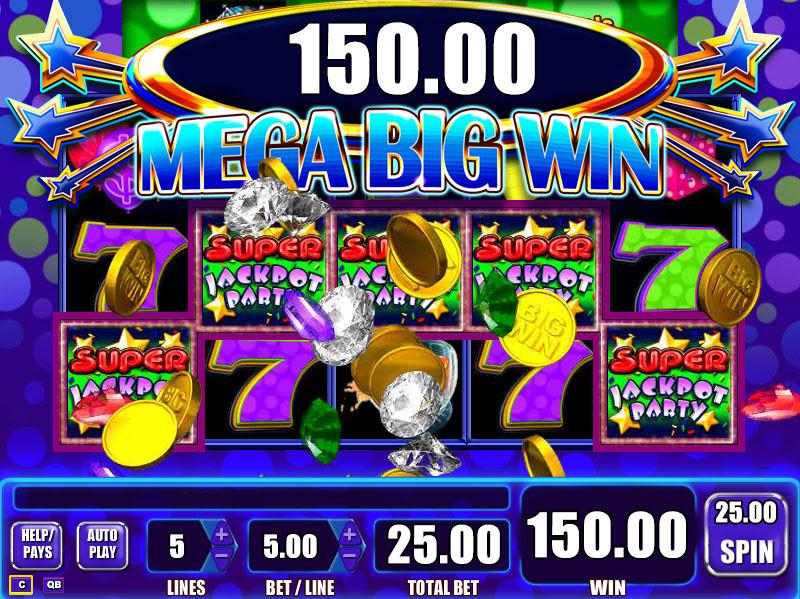 Slot freebies jackpot party casino