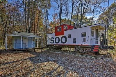 Caboose Vacation Rental
