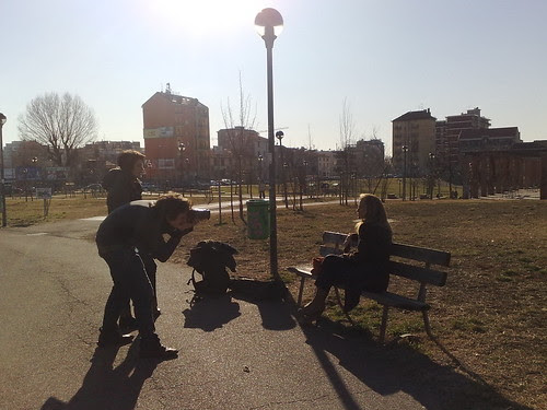 Servizio foto al parco by durishti
