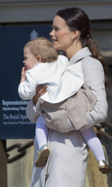 Sofia Hellqvist shares special moment with Princess