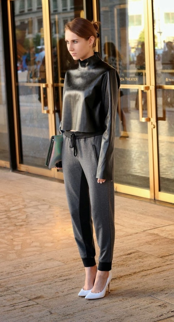 most stylish sweatpants outfits for women  ohh my my