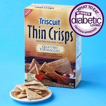 top packaged snacks  diabetes eatingwell