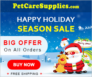 Big Offer on All Pet Care Supplies