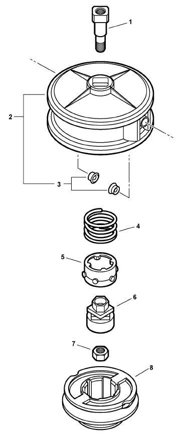 33 Echo Srm 225 Parts Diagram