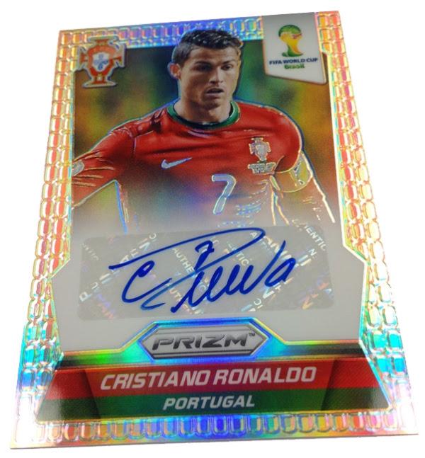 Cristiano Ronaldo Prizm Blog