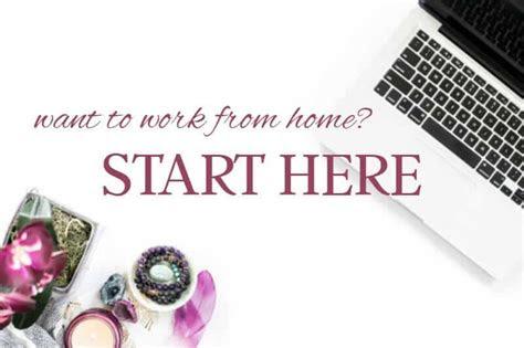 work  home start