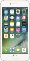 Apple - Geek Squad Refurbished Iphone 7 128gb - Gold (verizon Wireless)
