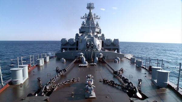 Hình ảnh 10 sự thật về sát thủ diệt hạm Nga đưa tới biên giới Syria - Thổ số 1