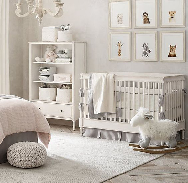22 Gender Neutral Nursery Ideas You'll Can Try | Home ...