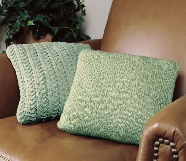 Knit pillow patterns