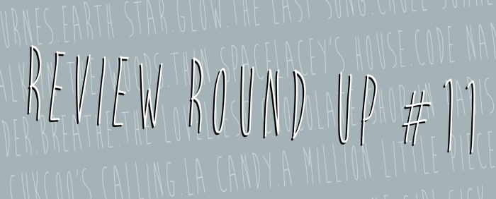 Review Round Up #11 header