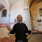 Quingey. Un pape franc-comtois dans le chœur de l'église