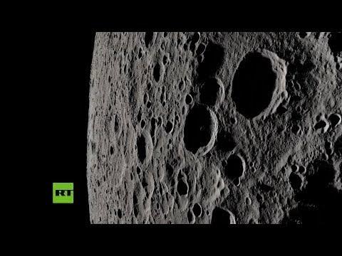 La Luna en 4K, captada por una sonda de la NASA