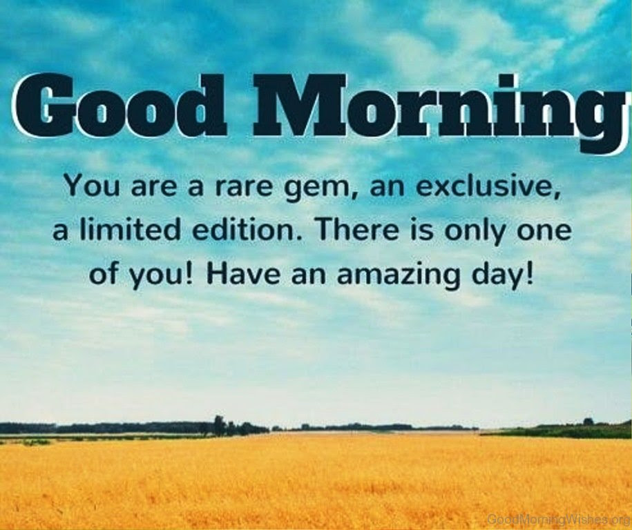 46 Motivational Good Morning Wishes